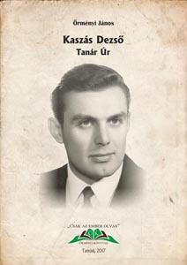 Egy könyv a gimnázium emblematikus tanáráról